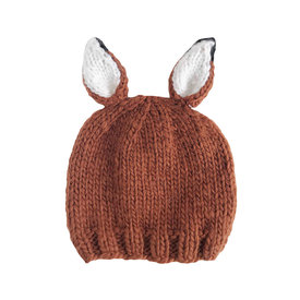 The Blueberry Hill The Blueberry Hill Baby Hat Rusty Fox Cinnamon