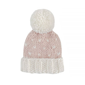 The Blueberry Hill The Blueberry Hill Baby Hat Shiloh Blush