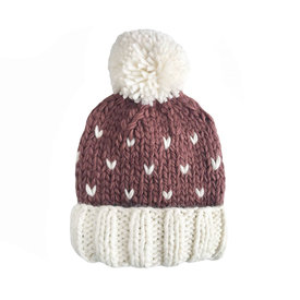 The Blueberry Hill The Blueberry Hill Baby Hat Shiloh Mauve