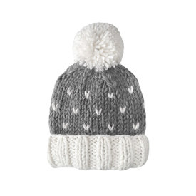 The Blueberry Hill The Blueberry Hill Baby Hat Shiloh Zinc