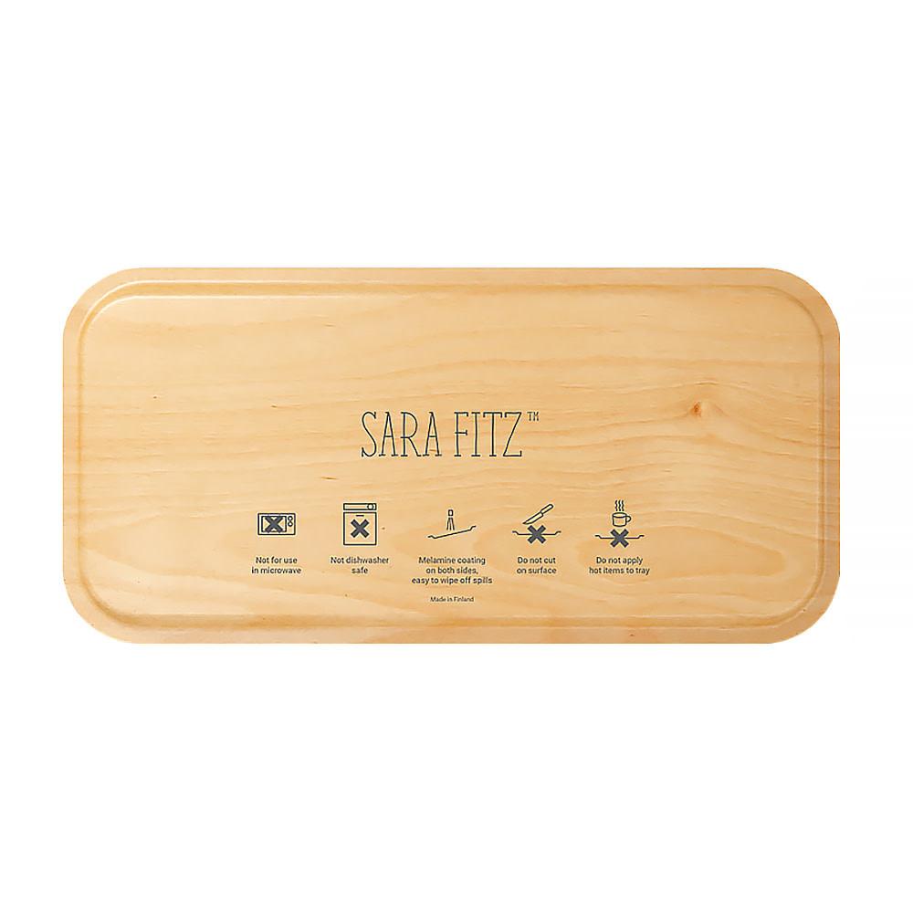 Sara Fitz Hydrangea Tray Small
