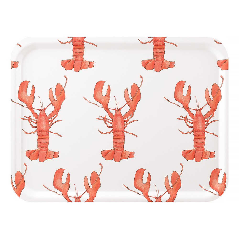 Sara Fitz Lobster Tray Large