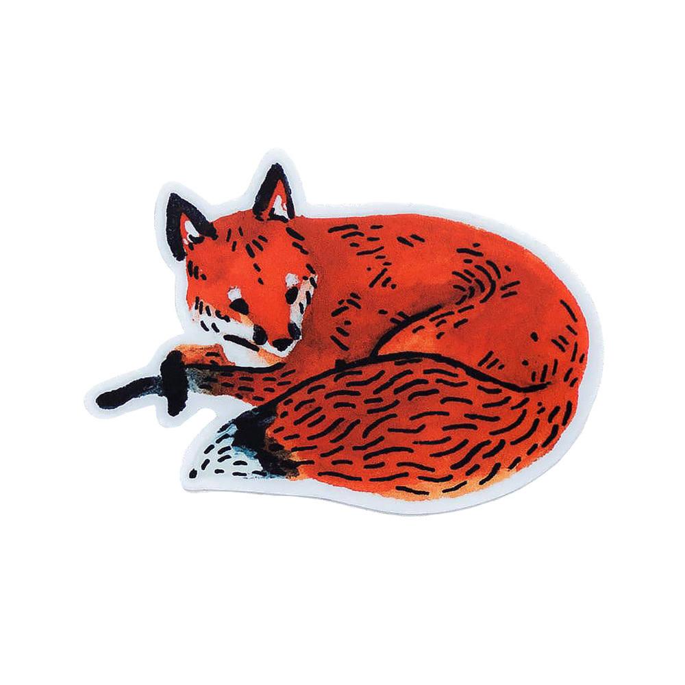 Wildship Studio Wildship Studio - Sticker - Red Fox