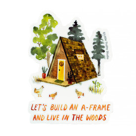 Buy Olympia Little Truths A-Frame Sticker