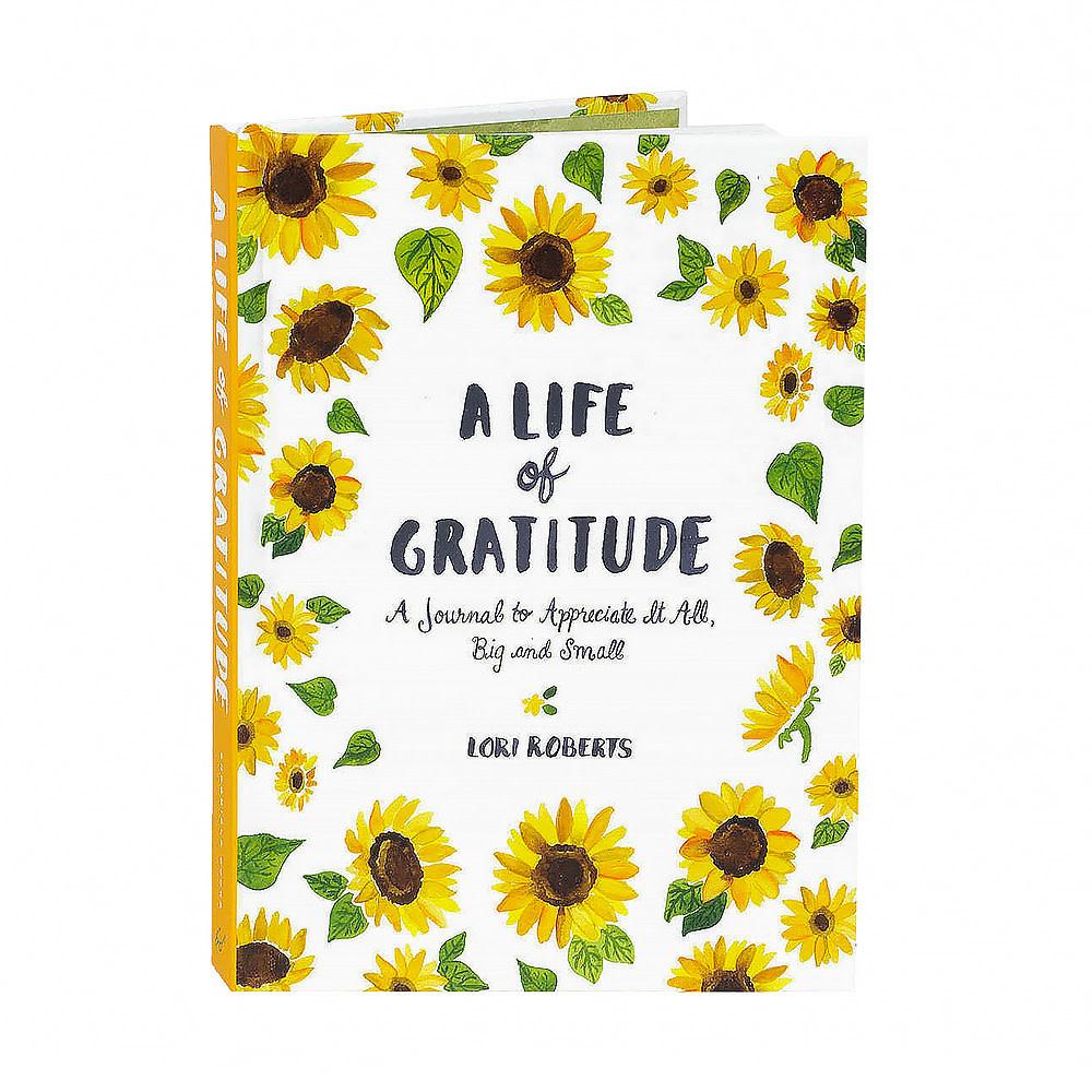 A Life of Gratitude Journal