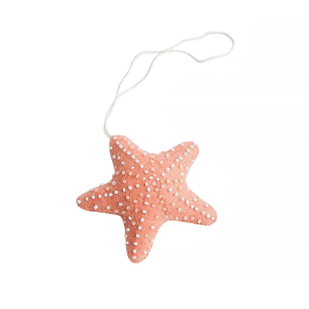 Craftspring Craftspring Sherbet Starfish Ornament