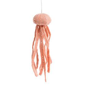 Craftspring Craftspring Blush Jellyfish Ornament