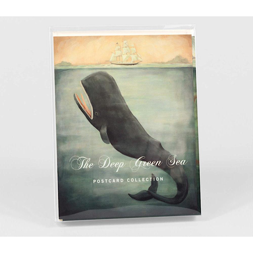 Emily Winfield Martin - The Deep Green Sea Postcard Collection