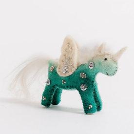 Craftspring Craftspring Kid Unicorn Jade Ornament