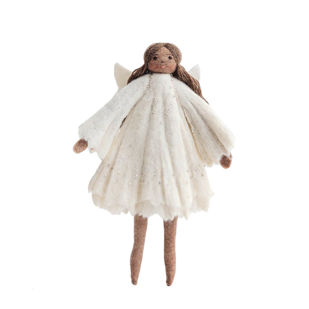 Craftspring Light of the Path Angel Doll Ornament
