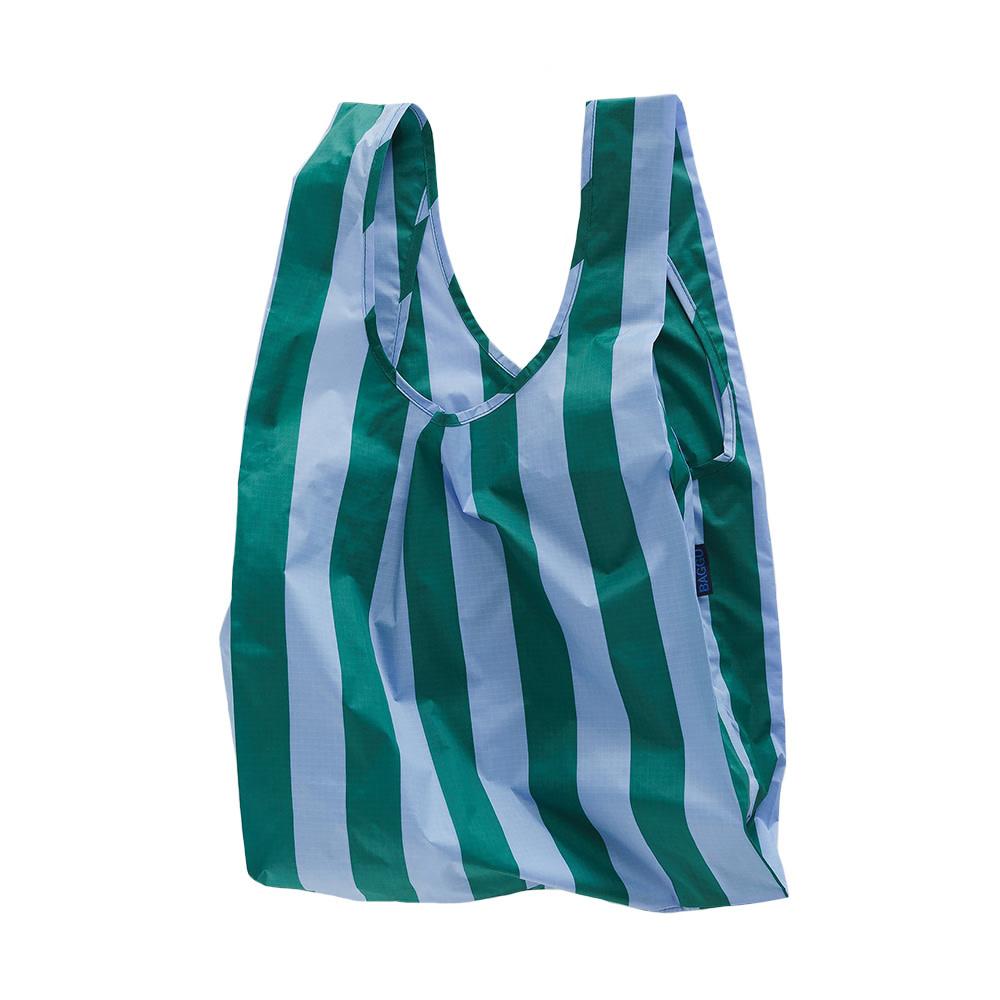 Baggu Standard - Periwinkle Stripe