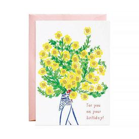 Mr. Boddington's Studio Mr. Boddington's Studio Biggest Bouquet Birthday Card