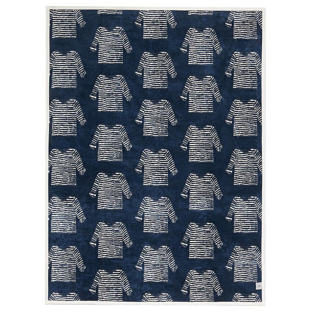 Chappywrap Blanket - Sara Fitz Striped Shirt
