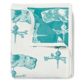 Chappywrap Chappywrap Blanket - Sara Fitz Whale Weathervane