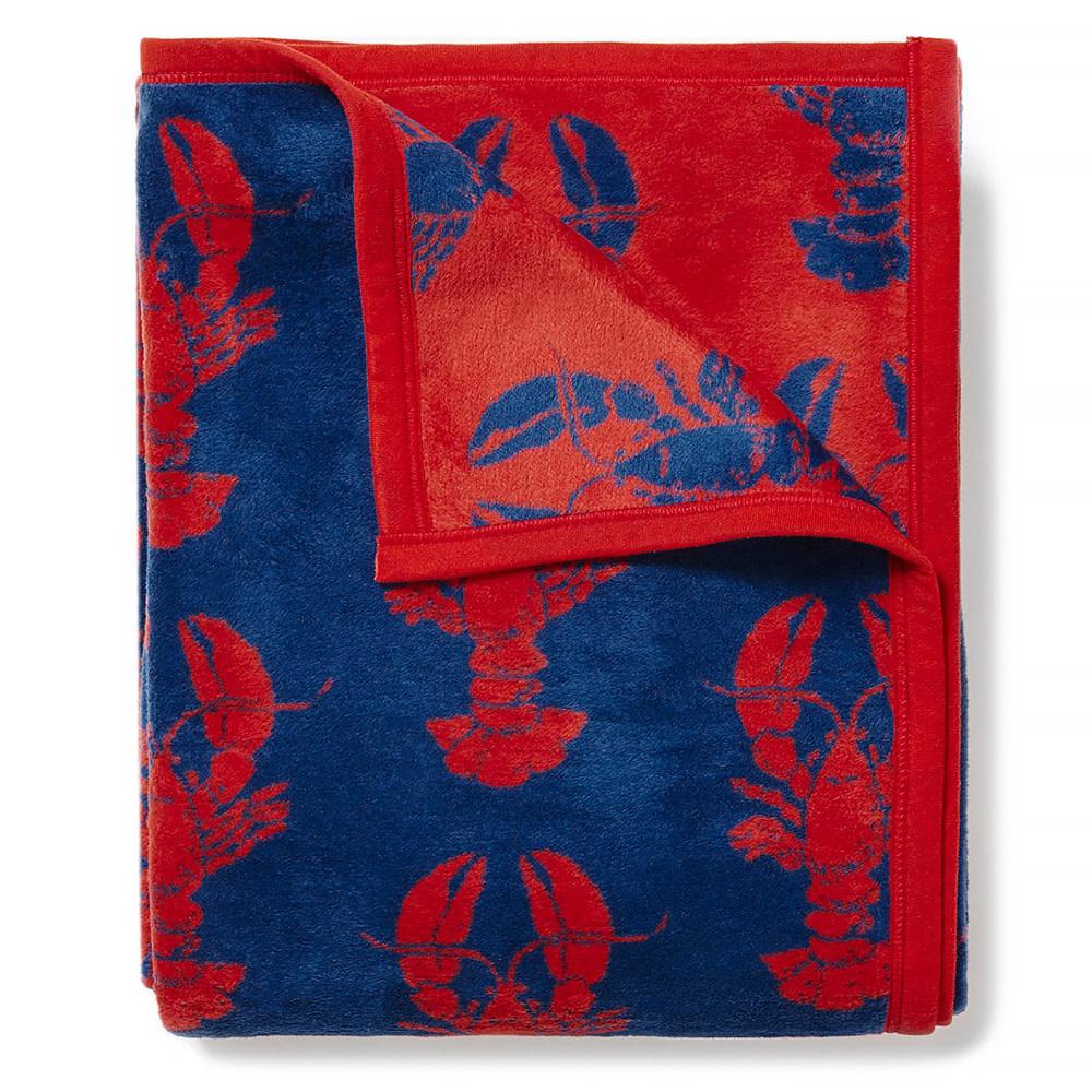 Chappywrap Chappywrap Blanket - Lobster Shack Navy