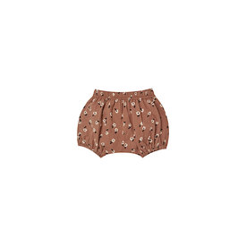 Quincy Mae Quincy Mae Woven Bloomers - Clay Ditsy