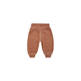 Quincy Mae Quincy Mae Relaxed Sweatpants - Clay