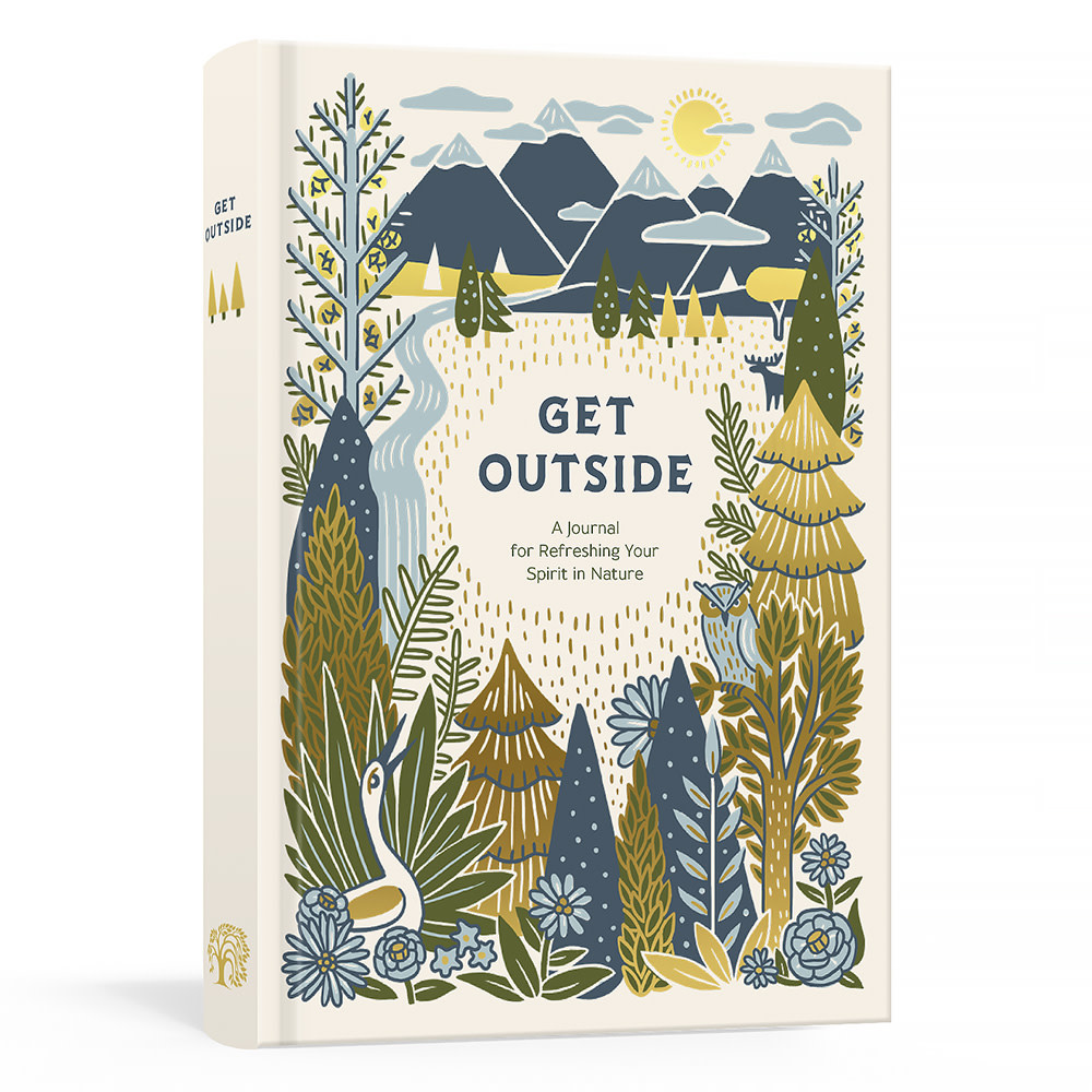 Random House Get Outside A Journal for Refreshing Your Spirit in Nature