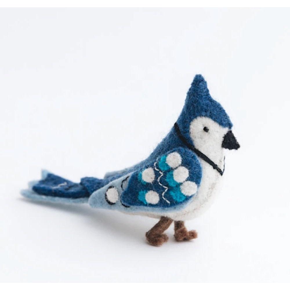 Craftspring Winter's Blue Jay