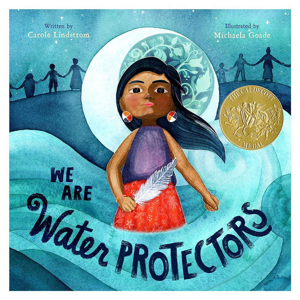 Macmillan We are Water Protectors
