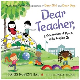 Harper Collins Dear Teacher