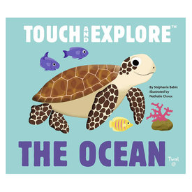 Twirll Touch and Explore The Ocean - Board Book