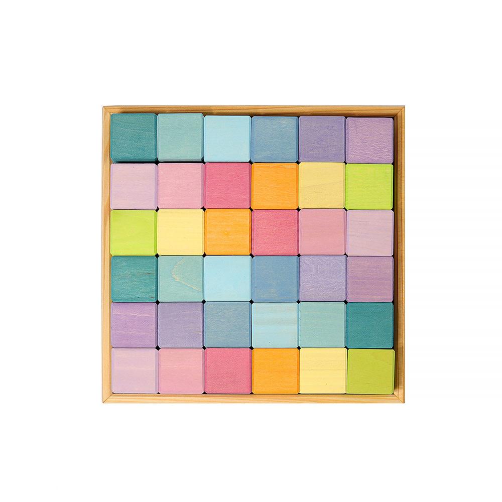 Grimms Pastel Mosaic