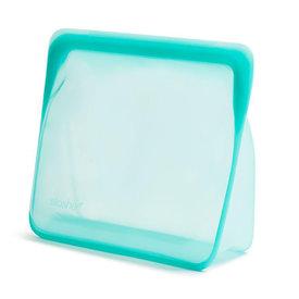 Stasher Bag Stasher Bag - Stand Up - Aqua