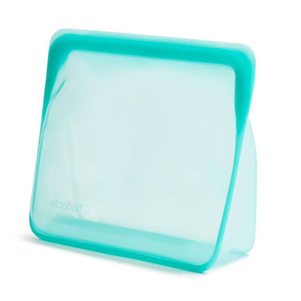 Stasher Bag - Stand Up - Aqua