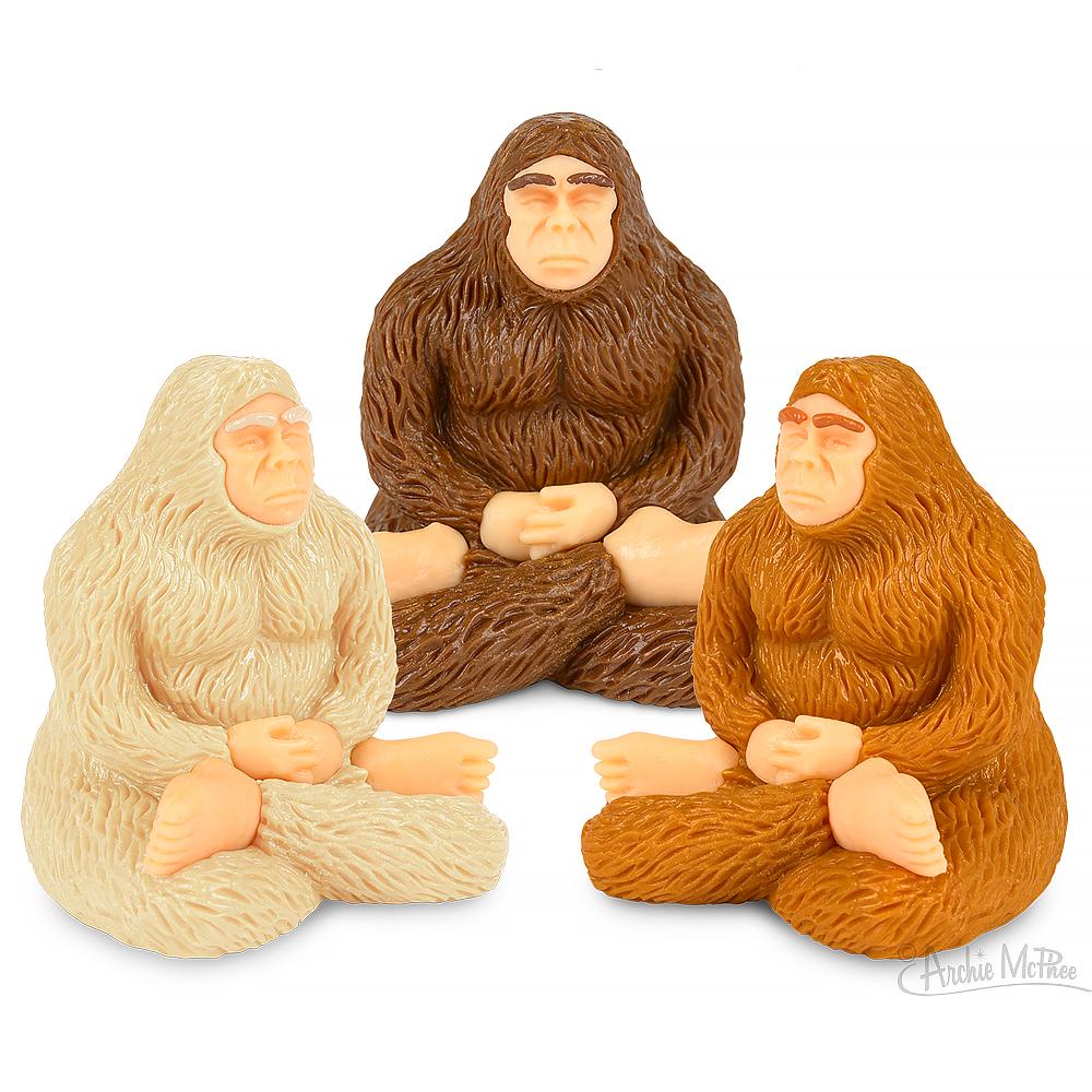 Archie McPhee Meditating Bigfoot