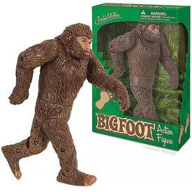 Archie McPhee Bigfoot Action Figure