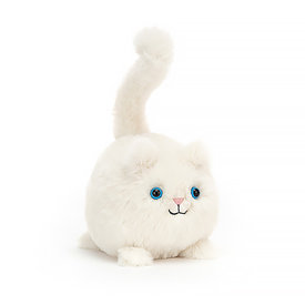 "Jellycat Jellycat Kitten Caboodle - Cream 5"""