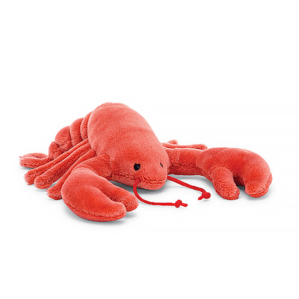 "Jellycat Jellycat Sensational Seafood Lobster 6"""