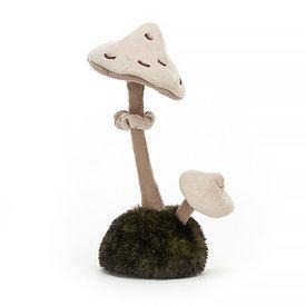 "Jellycat Jellycat Wild Nature Parasol Mushroom 8"""