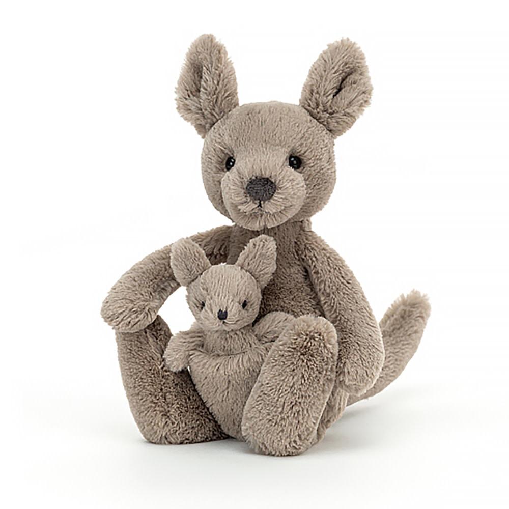"Jellycat Kara Kangaroo - Small 11"""