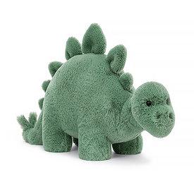 "Jellycat Jellycat Fossilly Stegosaurus 14"""