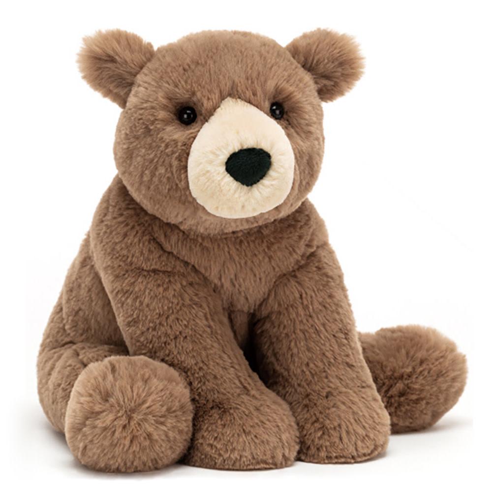 """Jellycat Woody Bear - Medium 11"""""""