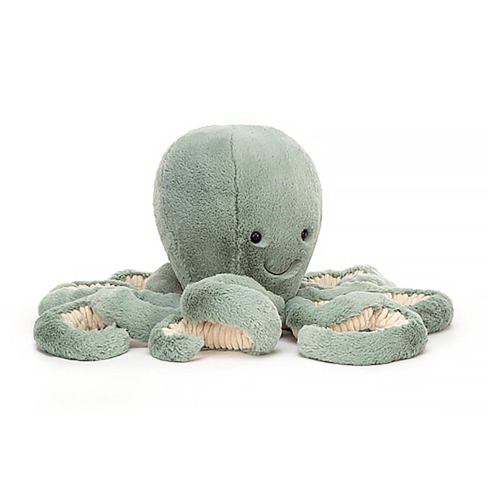 "Jellycat Odyssey Octopus - Baby 6"""