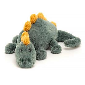 """Jellycat Jellycat Douglas Dino - Little 10"""""""