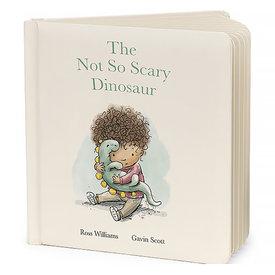 Jellycat Jellycat The Not So Scary Dinosaur Book