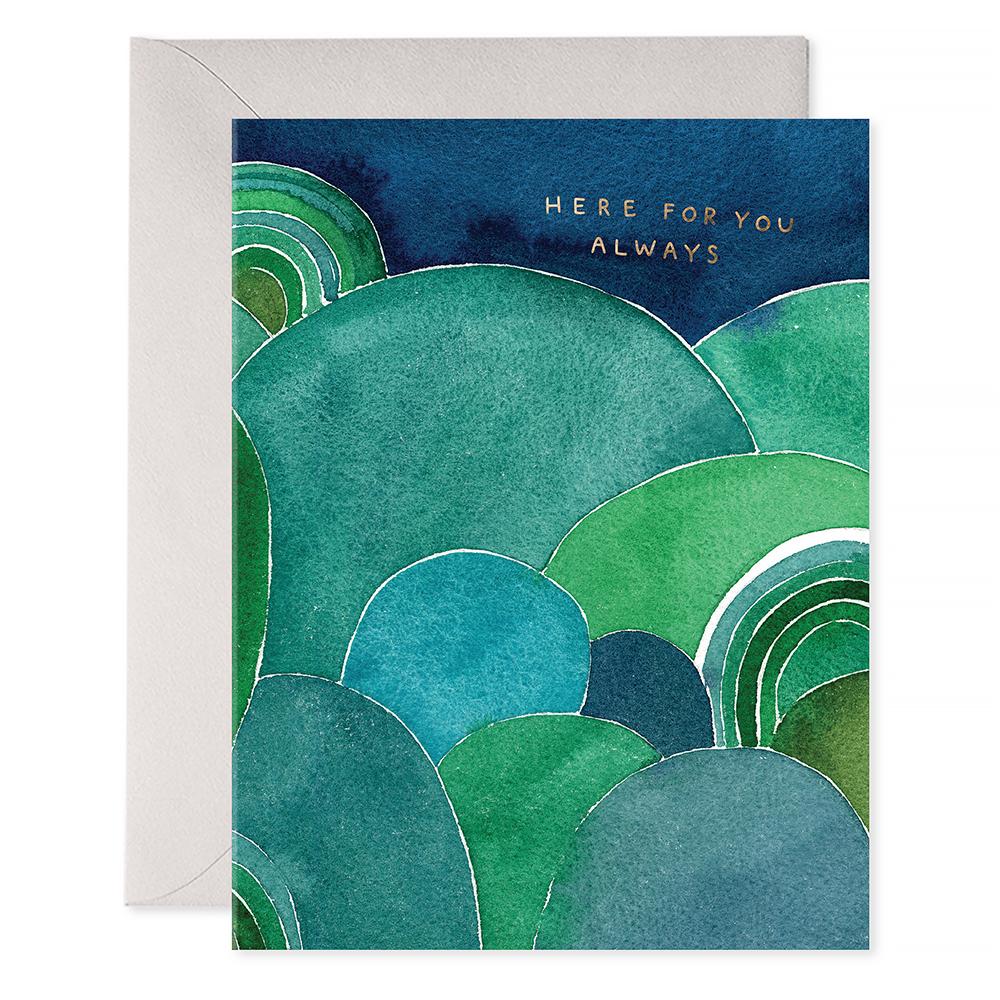 E Frances Paper E Frances Always Here Card