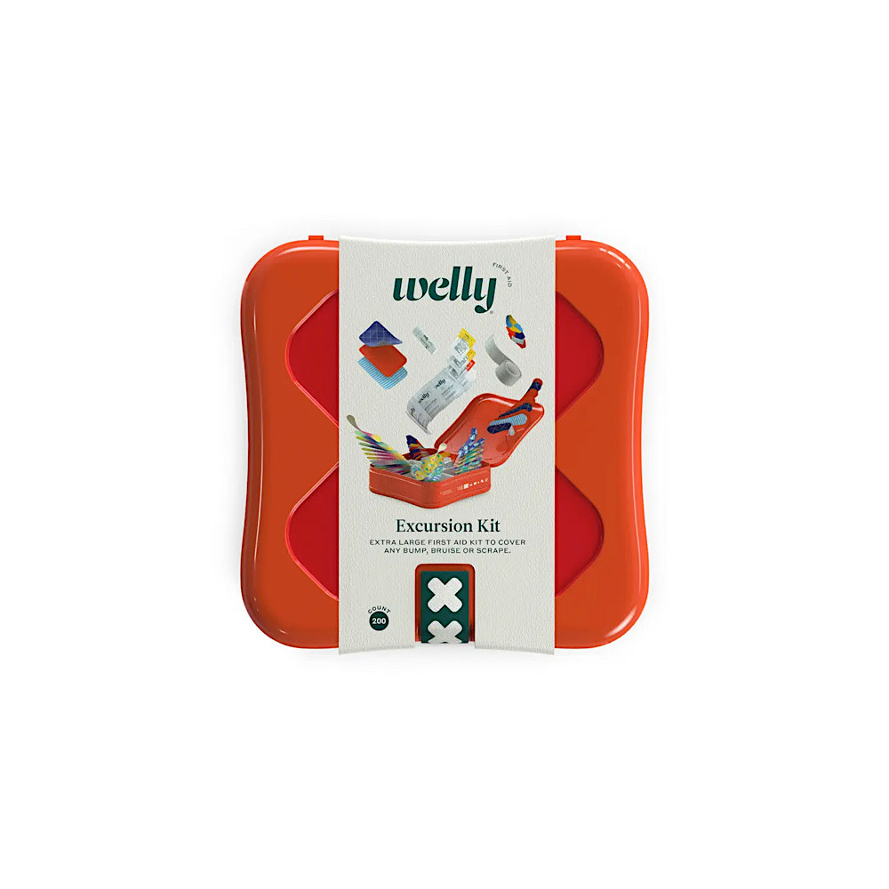 Welly Excursion First Aid Kit