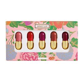 Winky Lux Winky Lux Mini Lip Kit - Set of 5