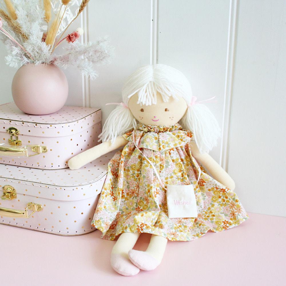 Alimrose Eadie - Sweet Marigold