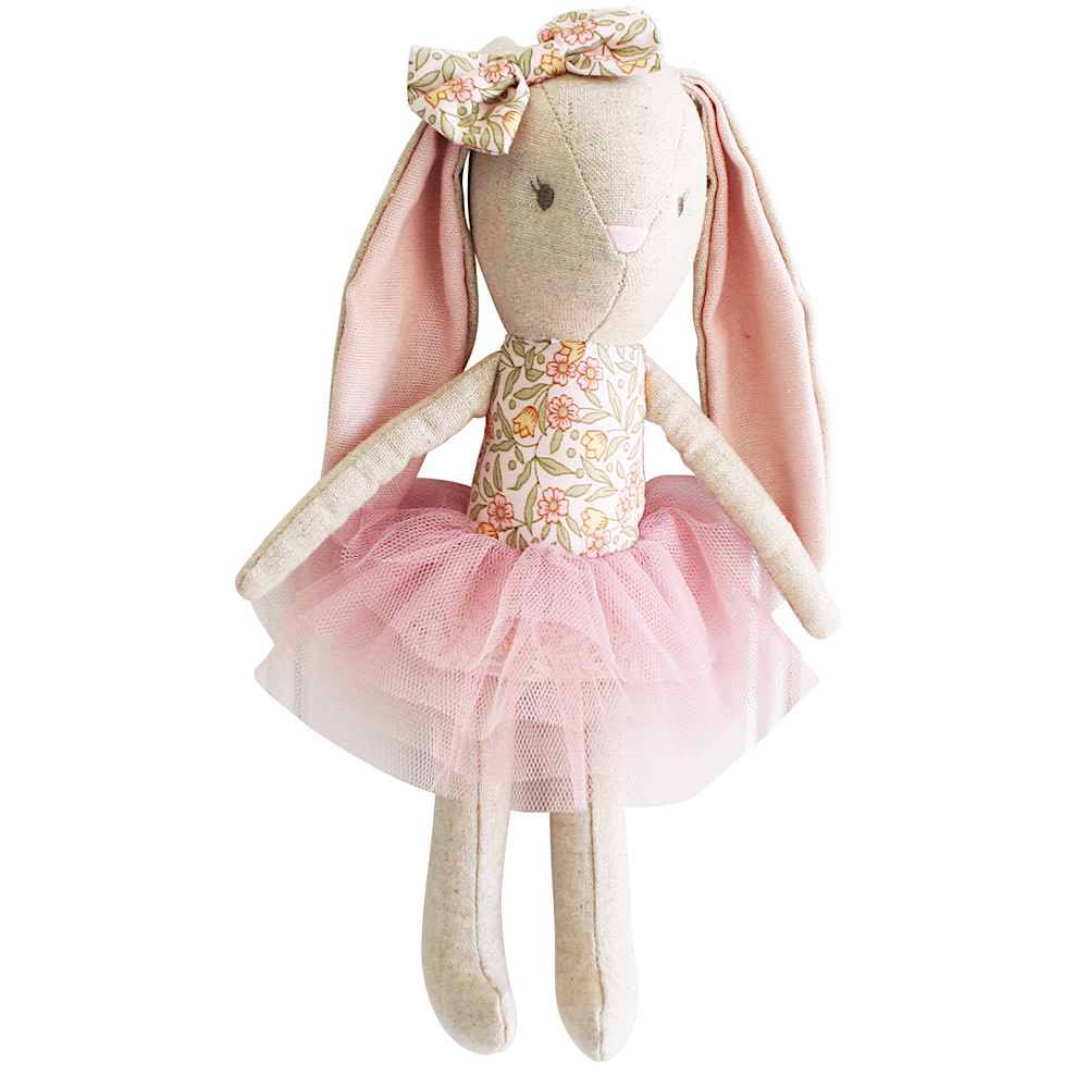 Alimrose Baby Bunny - Blossom Lily Pink