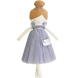 Alimrose Alimrose Charlotte Doll - Lavender