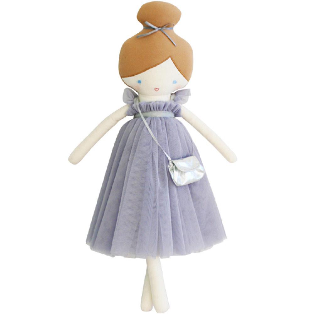 Alimrose Charlotte Doll - Lavender