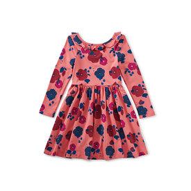 Tea Collection Tea Collection Everyday Hi-Lo Midi Dress - Little Linnea