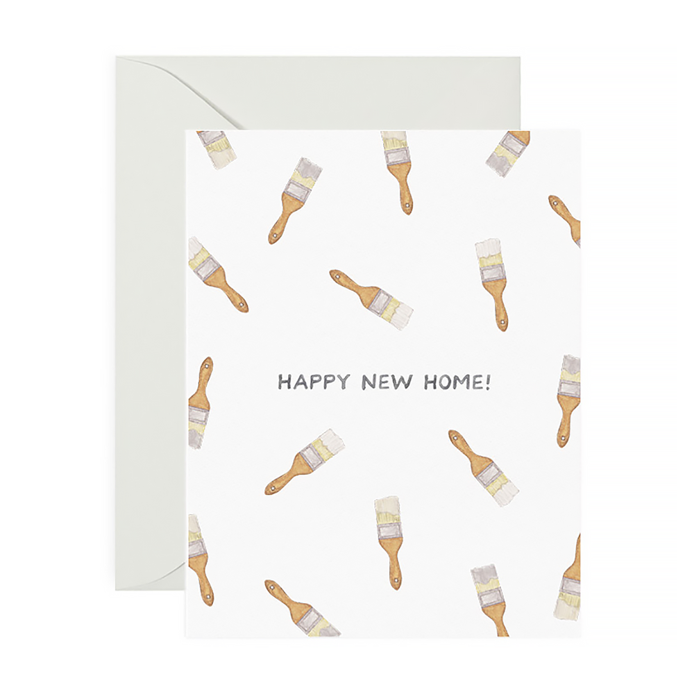 Amy Zhang Card - New Home Paints