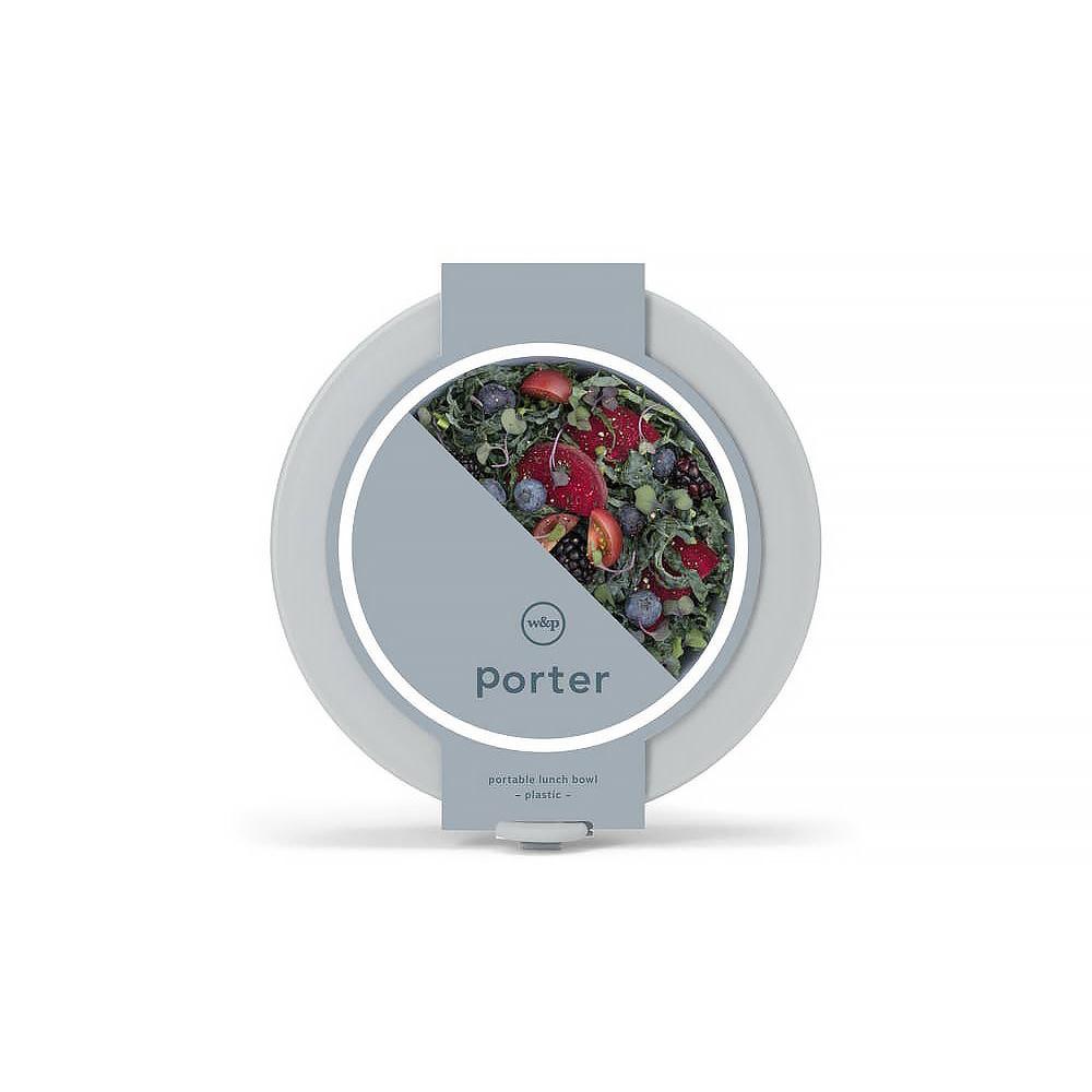 Porter Bowl Plastic - Slate